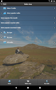 iWalk Cornwall- screenshot thumbnail