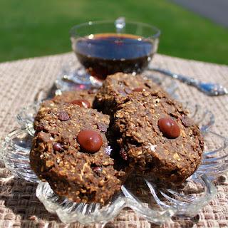 Protein Packed Chocolate Chip Oatmeal Breakfast Cookies (Gluten-Free, Vegan, Refined Sugar-free)