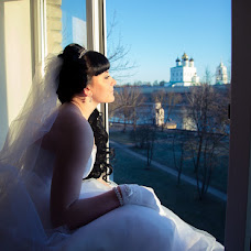 Wedding photographer Irina Bolshakova (soolo1504). Photo of 21.12.2013