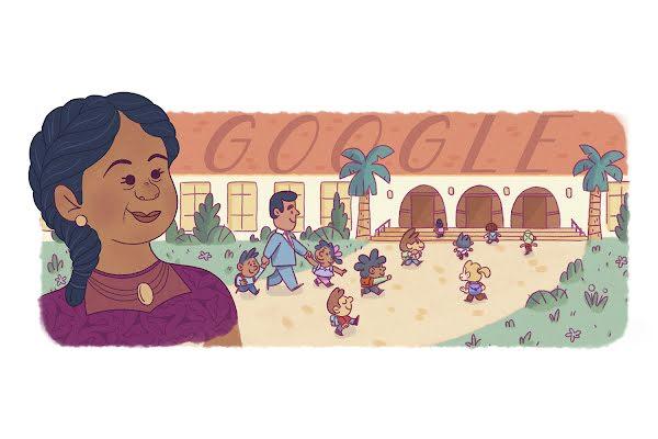 Doodle of Felicitas Mendez