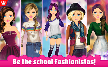 BFF - High School Fashion 2.2 screenshot 435691