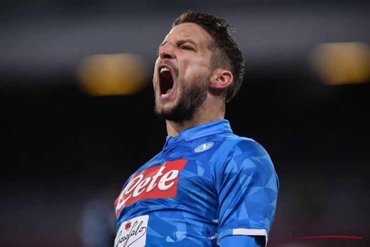🎥 Dries Mertens montre la voie à Naples face à Cagliari