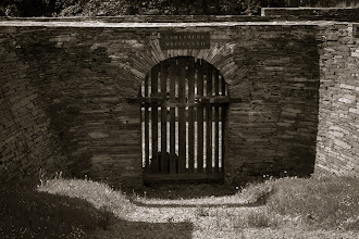 Photo: the gate for #doorsunday , by +André Roßbach +Dave Krugman