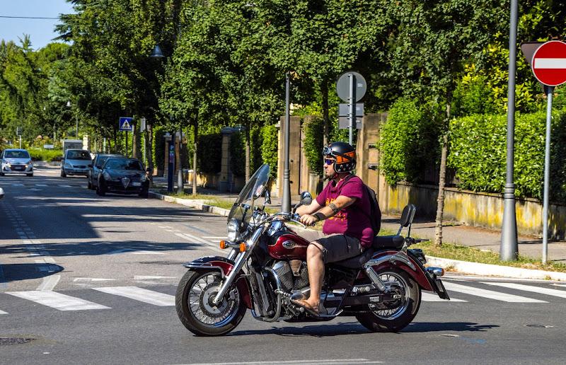 In moto è sempre un viaggio di stefano_angeli