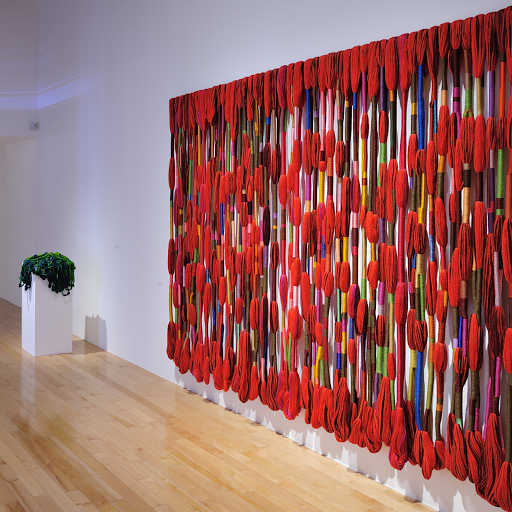 Museo Amparo, Free Threads, Sheila Hicks