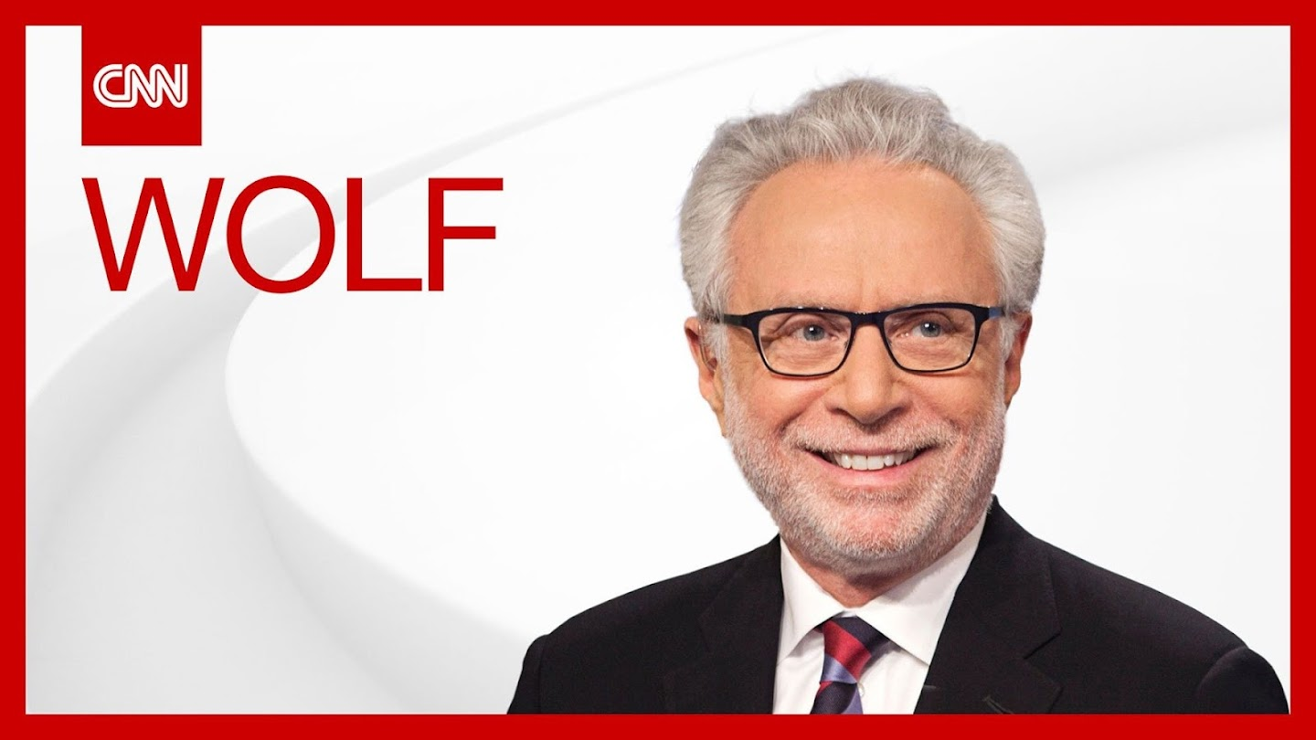 CNN Newsroom With Wolf Blitzer