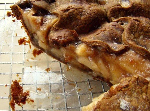Gingerbread Apple Pie Recipe