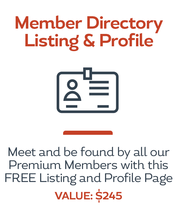 HerBusiness Network Benefits - Member Directory