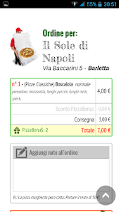 ProntoPizza screenshot 3