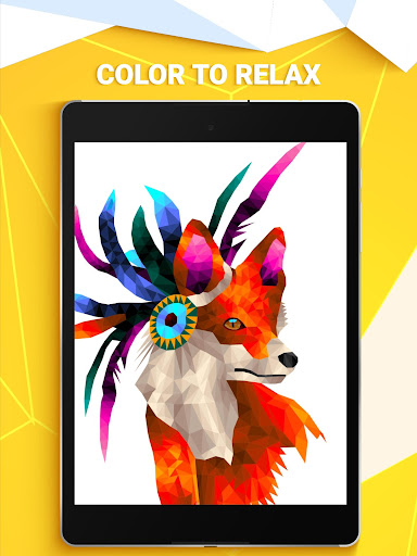 POLYGON: Color by Number android2mod screenshots 11