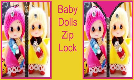 娃娃玩具自封袋