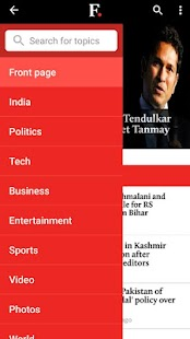 Firstpost News- screenshot thumbnail