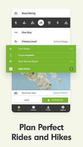Komoot u2014 Cycling, Hiking & Mountain Biking Maps 10.16.5 Screenshots 1