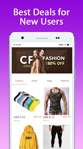 Club Factory - Online Shopping App screenshot 2