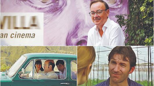 El año de Manuel Martín Cuenca, primer almeriense con un 'Tierra de Cine'