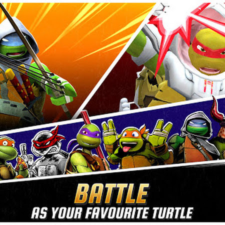 Ninja Turtles: Legends v1.11.36 [Mod Money]