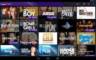 Screenshot of Global Go