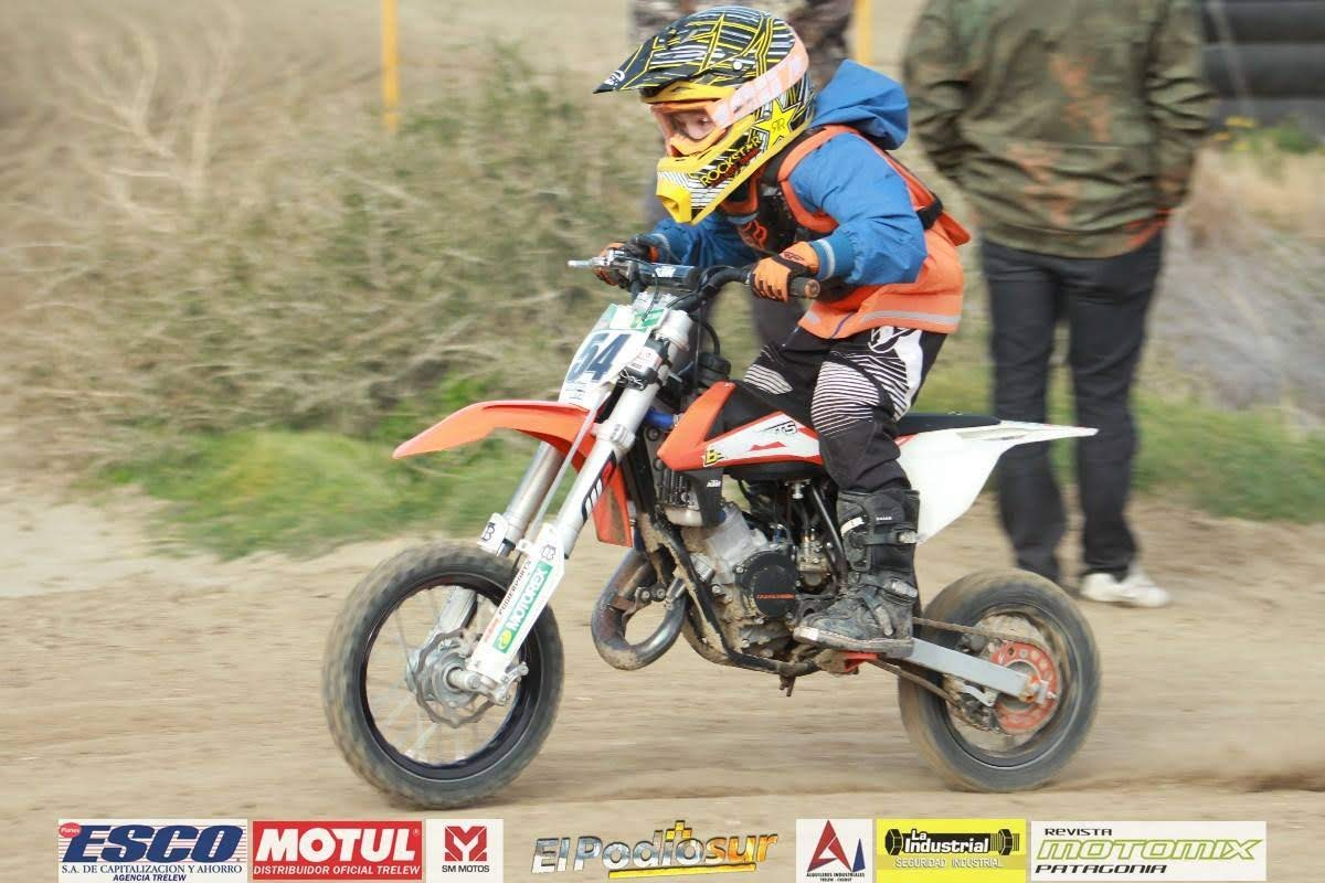 La Copa Minicross permitió el regreso de Matías Urra