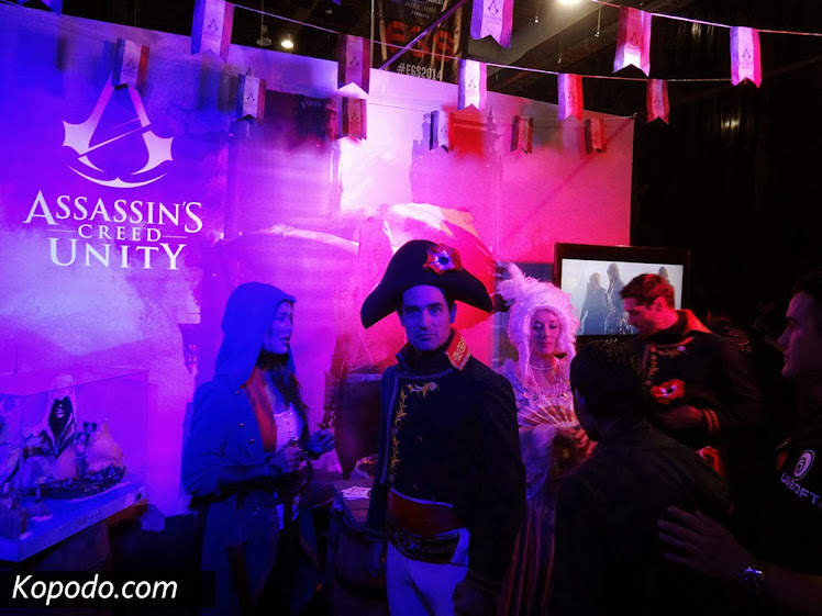 assassins-creed-unity-demo-egs-2014-kopodo-news-noticias-review-evento-ubisoft-centro-banamex