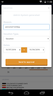 Smart Vacation Planner (Unreleased) - náhled