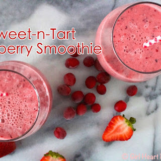 Cranberry Fruit Smoothie Recipes