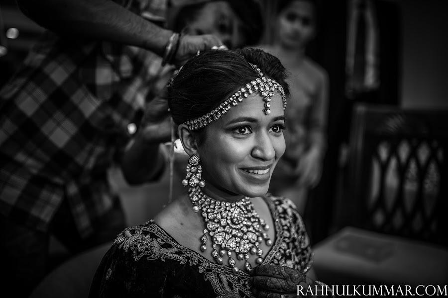 Wedding photographer Rahhul Kummar (Rahhulkummar). Photo of 26.11.2018