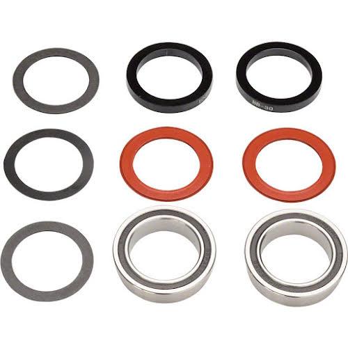 Enduro BB92 to 30mm Stainless Steel Bottom Bracket