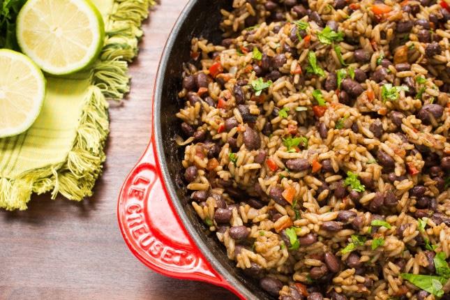 Gallo Pinto (Costa Rican Beans and Rice) Recipe