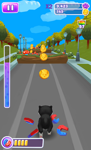 Cat Simulator - Kitty Cat Run android2mod screenshots 4