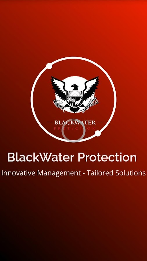 Blackwater Protection- screenshot