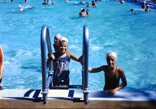 Photo: Chaney Pool 1959