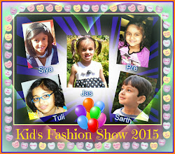 Photo: enjoy 'Fashion Ka Jalwa' extravaganza more kids will join them in the ramp walk soon