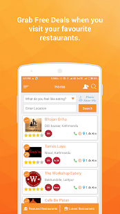 Bhojdeals (now BHOJ) - Restaurant Deals & Delivery- screenshot thumbnail