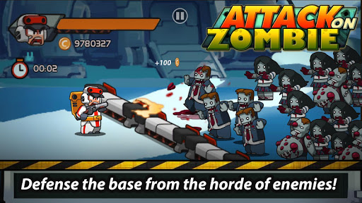 AOZ: Zombie Avenger
