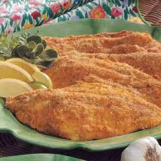 Flavorful Catfish Fillets.