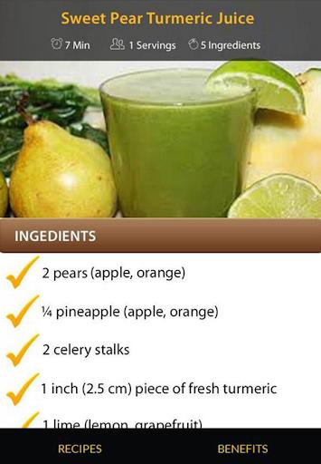 Turmeric Drink Recipes screenshot 11
