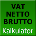 Kalkulator Netto Brutto Vat icon