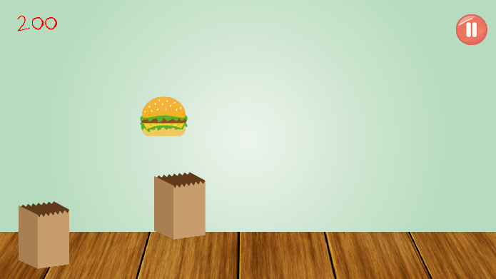 Burger Catcher Grill Shop- screenshot