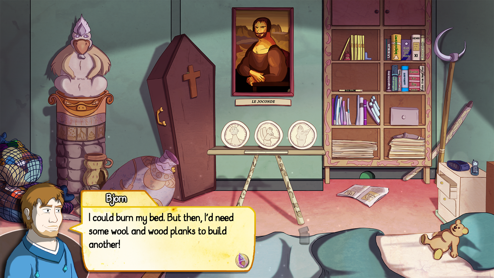 Demetrios Chapter 1- screenshot