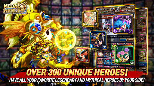 Medal Heroes : Return of the Summoners 2.4.0 2