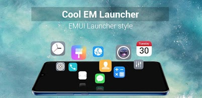 Cool EM Launcher - EMUI launcher style for all v2 5
