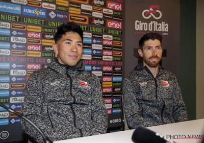"""Lotto-Soudal kan zich wel vinden in oordeel Giro-organisatie: """"Het was een goede beslissing"""""""
