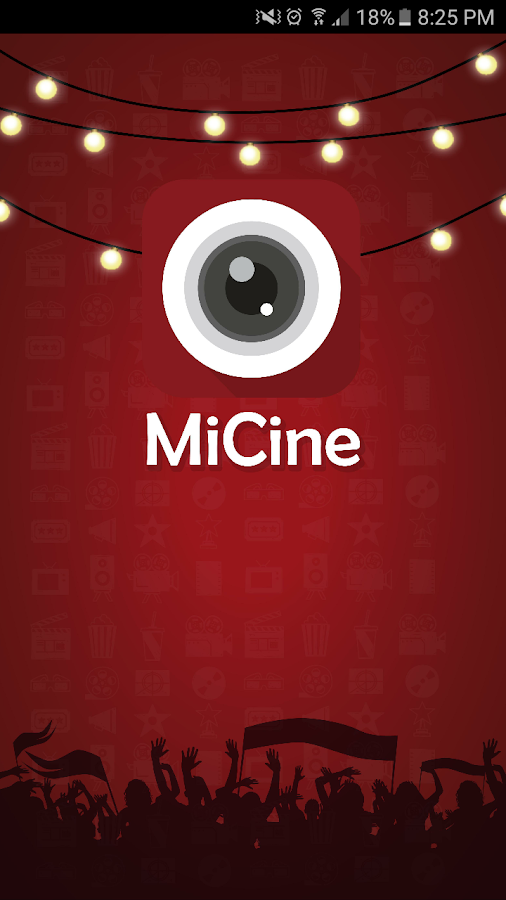 MiCine- screenshot