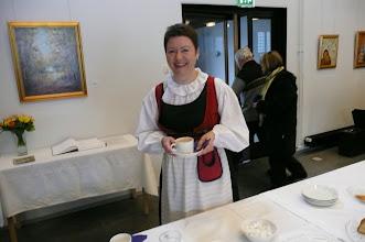 Photo: Ursula Hynninen viimeisenä vaan ei vähäisimpänä.