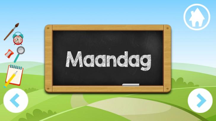 ABC Kinder Pret in Afrikaans screenshot