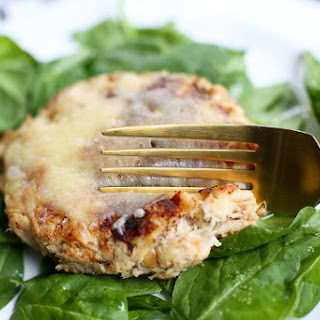 Apple Cheddar Tuna Patties.