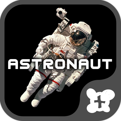 Space wallpaper-Astronaut- Icon