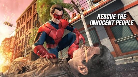 Spider Hero vs Gangsterská bitva - náhled