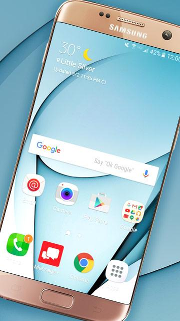 Theme for Samsung S7 edge HD- screenshot
