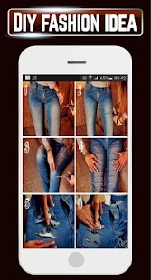 DIY Fashion Clothes Crafts New Ideas Step By Step - náhled